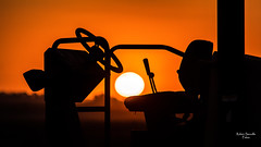 Pampa Argentina (sacculloruben) Tags: pampa ocasos sunsets sol sun