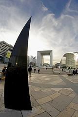 Defense (Alex..H) Tags: tusk defense art ladefense 92 grandearche architecture fisheye