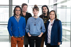 Prix Ars Electronica 2017 / Group photo Computer Animation Film VFX (Ars Electronica) Tags: 2017 prixarselectronica prixarselectronica2017 prix jury meeting jurymeeting linz upperaustria mediaart arselectronica goldennica computeranimation computeranimationfilmvfx shuzojohnshiota sabinehirtes rékabucsi memoakten anezkasebek