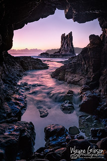 Cathedral Rock, Nr Kiama, NSW - SC021