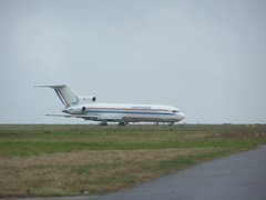 N727M (IndiaEcho Photography) Tags: n727m boeing 727 nomads egmh mse manston international airport kent airfield ramsgate england airliner aviation aircraft aeroplane