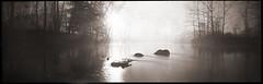 Ondurama Daybreak # 4 (DRCPhoto) Tags: ondu ondurama 6x17 pinhole lenslessphotography panoramic kodakbw400cn cheatriver westvirginia