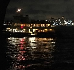 #2017PAD 23/4/17 Night time ferry reflected at Cremorne Point #ferry #water #transport #reflection #sydney #nighttime #sydney #newsouthwales #ilovesydney #ig_australia #aussiephotos #aussiesofinstagram #bestestaward #igdaily #ig_captures #australiagram  # (karen_ds1101) Tags: 2017pad ferry water transport reflection sydney nighttime