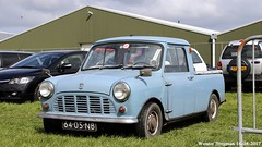 Mini 1000 pick up 1976 (XBXG) Tags: 6405nb mini 1000 pick up 1976 mini1000 mini95 95 noordhollands oldtimerfestival 2017 hem venhuizen nederland holland netherlands paysbas vintage old classic british car auto automobile voiture ancienne anglaise brits uk vehicle outdoor