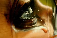 mini_new_001 (Pablo Alvarez Corredera) Tags: urbano arte graffiti oviedo uvieu lapiz mano escritura lagrimas lagrima tristeza cara lapicero carne