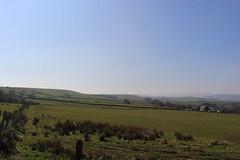 the weardale escarpment (kokoschka's doll) Tags: escarpment weardale hills farmland pennines