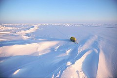 Sea ice conditions along route (ESA_events) Tags: campaigns 2degrees northpole arctic cryovex17