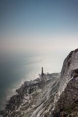 Beachy Head, East Sussex (DanRansley) Tags: beachyhead britain danransleyphotography eastsussex england englishchannel greatbritain southdowns uk beach chalk cliffs coast lighthouse sea seaside sky eastbourne unitedkingdom gb