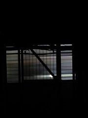 Train Passing (failing_angel) Tags: 100816 london cityoflondon mayfair hiddenlondon undergroundstation ghoststation downstreet railwayexecutivecommittee warcabinet cabinetwarrooms