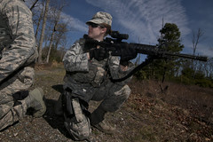 170423-Z-NI803-151 (Matt Hecht) Tags: usa usaf usairforce unitedstatesairforce airmen airnationalguard nj newjersey njng njang 108thwing securityforces tactical squad training jointbasemcguiredixlakehurst m4 rifle military