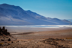 Altiplano desert (J.K.E.B Elena B) Tags: road sky mountains southamerica landscape desert land altiplano sudamerica beautifulplace ruta52 triptosouthamerica ruta27