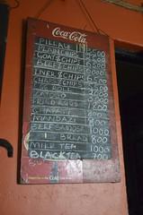 DSC_0682 (Kent MacElwee) Tags: africa food menu tea chips cocacola uganda tearoom fortportal eastafrica chapati mandazi katogo momotearoomandtakeaway