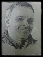 DeGiovanni2_2013 (Annali') Tags: portrait blackwhite drawing writer degiovanni