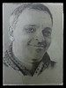DeGiovanni2_2013 (Annali') Tags: portrait blackwhite drawing writer degiovanni