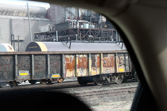 Ich Graffiti (Snake Oil Magazine) Tags: train graffiti yme vandalism spraypaint ich ichabod freighttrain snakeoil gargantuen ohiobenching