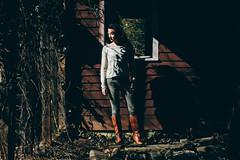 Danielle (KyleWillisPhoto) Tags: abandoned girl fashion 35mm canon eos rebel model photoshoot modeling fashionphotography sigma t3i harshlight cowgirlboots 35mmf14 600d modelphotography sigma35mm sigma35mmf14 kissx5 35mmart kylewillisphotography sigma35mmf14art