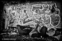 None Like Us (Vol 1) (fred SHOOT ME AGAIN) Tags: streetart graffiti belgium belgique noiretblanc destruction belgi ruine abandon namur urbex wallonie abandonedplaces dtruit dsolation desertplaces livessurmeuse nonelikeus lieuxabandons toxplace