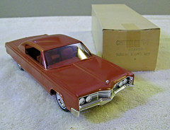 1967 Chrysler 300 2 Door Hardtop Promo Model Car - Turbine Bronze Metallic (coconv) Tags: pictures auto door old 2 two history classic cars hardtop scale car bronze vintage toy miniature photo promo model automobile image photos antique metallic picture images plastic 124 vehicles photographs photograph sample 1967 vehicle historical kit chrysler mopar autos 300 collectible collectors promotional coupe turbine 67 automobiles dealership johan dealer mpc 125 amt smp hubley revell 125th banthrico