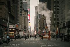 (onesevenone) Tags: city nyc newyorkcity urban ny newyork america unitedstates pipe steam midtown gothamist eastcoast stefangeorgi onesevenone