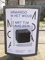 ARMAND IN HET WOUD (Posters in Amsterdam by Jarr Geerligs) Tags: amsterdam poster design graphics nederland het carteles plakate armand affiche noordholland in woud jarr geerligs img7972 wwwpostersinamsterdamcom postersinamsterdam postersinams takenin2014