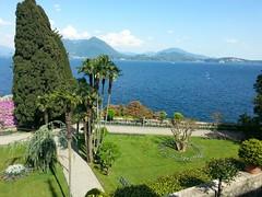 Lago Maggiore Isola Bella terrazza 2