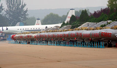 China Aviation Museum (Ken Meegan) Tags: chinaaviationmuseum datangshan beijing 1792013 beijingxiaotanzhanzen xiaotanzhanzen chineseairforce preserved museum china mig