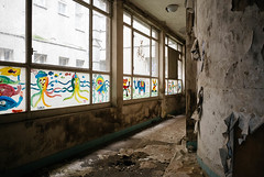 >I (petrdusek) Tags: windows urban abandoned hospital nikon rust decay urbanexploration slovakia exploration v1 bratislava urbex 10mm vsco