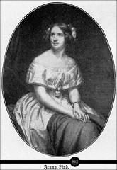 "Jenny Lind, a Swedish opera singer, often known as the ""Swedish Nightingale"" (Ireck Litzbarski Collection) Tags: wien england music usa london college westminster abbey opera singing felix sweden stockholm maria jenny von royal swedish otto carl singer malvern worcestershire professor pianist academy johanna tyskland weber stoccolma svensk lind soprano nightingale mendelssohn 1887 1820 svedese schwedische мария freischütz lirico goldschmidt storbritannien nachtigall sopran opernsängerin певица usignolo szwedzki słowik śpiewaczka шведский йоханна соловей kammersängerin operasångerska линд ジェニー・リンド 珍妮·林德 оперная lindgoldschmidt hovsångerska operowa"