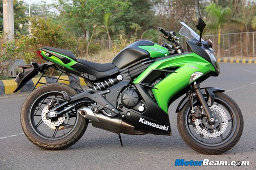 2014 Kawasaki Ninja 650 Test Ride Review