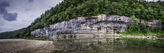 Buffalo River - Arkansas (Ganesh S G) Tags: river buffalo ar cliffs arkansas bluffs panaorama buffalopoint