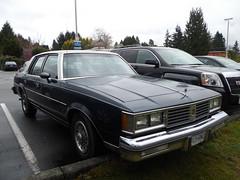'86-'87 Oldsmobile Cutlass Supreme Brougham (Foden Alpha) Tags: mapleridge supreme oldsmobile cutlass brougham 013rwc