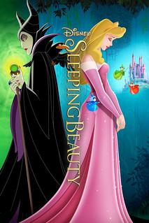 Sleeping Beauty Diamond Edition-New Cover