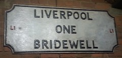 "Sign Inside Liverpool One Bridewell Pub, Liverpool • <a style=""font-size:0.8em;"" href=""http://www.flickr.com/photos/9840291@N03/14128964470/"" target=""_blank"">View on Flickr</a>"