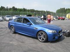 BMW M5 F10 (nakhon100) Tags: cars f10 turbo bmw m5 v8 5series 5er