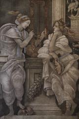 Santa Maria Novella (Kotomi_) Tags: italy holiday church painting florence firenze fresco santamarianovella