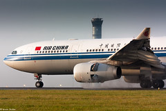 Air China - Airbus A330-200 - B-6536 | CDG/LFPG (Quentin Douchet) Tags: france plane airport ledefrance aircraft aviation landing airline airbus a330 spotting avion cdg atterrissage aroport a330200 airchina aeronautique lfpg compagniearienne thrustreverser roissycharlesdegaulle piaislslouvres b6536 avioncivil inverseurdepousse