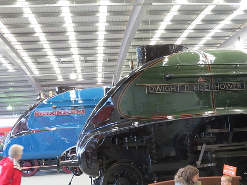 NRM Locomotion Shildon