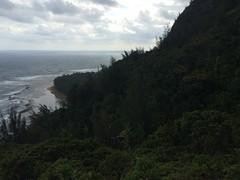 IMG_2558 (gundust) Tags: usa island hawaii us hiking may kauai hi keebeach napalicoast 2014 kalalautrail