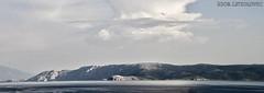The Sight Of A Distant Land (Igor Letilovic) Tags: sea sky clouds landscape nikon view croatia more soil adriatic krk jadran tlo nebo crikvenica pogled oblaci pejzaz zemlja d7000 daleka kopono