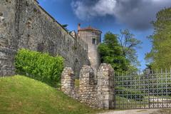 Castle of Villalta (Scorpion-66) Tags: castello hdr friuli friuliveneziagiulia canon1855is canon600d
