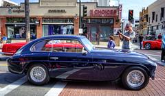 1950 Ferrari 166 Inter Touring - c/n0043S (dmentd) Tags: ferrari 1950 touring inter 166 cn0043s