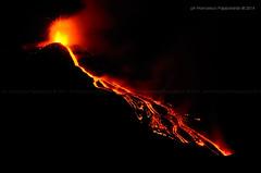 Fire tongues - Mt. Etna (ciccioetneo) Tags: italy fire lava nikon italia sicily etna blast eruption catania sicilia daybreak firing fallout erupting slopes mountetna lavatongue monteetna trecastagni nikon80200mmf28 nikkor80200mmf28 paroxysm zafferanaetnea lavariver vulcanoetna mongibello nsec parossismo nikon80200mm28 strombolianactivity newsec lavastream etnaeruption lavafountains volcanoetna nikkor80200mmf28ded d7000 pyroclasticflows pyroclasticmaterial nikond7000 ciccioetneo etnaparoxysm newsoutheastcrater nuovocrateredisudest paroxysmaleruptiveepisode paroxysmaleruption morningeruption columnsnow wintervolcanicash paroxysmeruption etnanewsoutheastcrater lapillifall etnaeruption2014 etnaparoxysm2014 june15th2014 sicilyetnaeruption etnanseceruption sicilymountetna