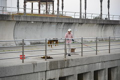 Untitled photo (majkl20) Tags: bridge water japan nikon asia suspension kobe d600 akashikaiko