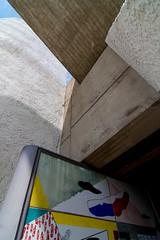 _DSC4507 (durr-architect) Tags: france building architecture modern landscape order centre hill piano chapel du nun architect retreat visitors spiritual dame convent pilgrimage slope ronchamp renzo corbusier monastic oratory residences corbu haut ntre clarisses