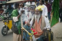 (PawelBienkowski) Tags: india muslims fakir fakirs indianmuslims kwajababa indiamuslims kwajagharibnawaz indiafakirs