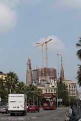 La Sagrada Familia (SMartine) Tags: barcelona catalunya sagradafamilia martinesodaigui