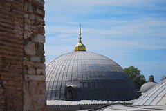 Aya Sofia (nic*j) Tags: turkey istanbul haghia