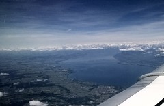 Geneva and Lake Lucerne (kitmasterbloke) Tags: alps schweiz switzerland geneva geneve aerial montblanc lakegeneva suiss