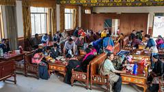 Тибетская забегаловка