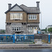 SARSFIELD BRIDGE AREA OF LIMERICK - THE SHANNON ROWING CLUB CLUBHOUSE